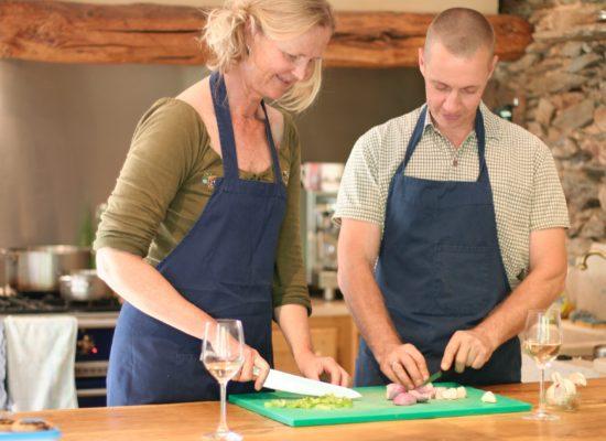 Cours De Cuisine2 La Maison De La Souque